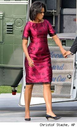 Michelle Obama: A Powe...